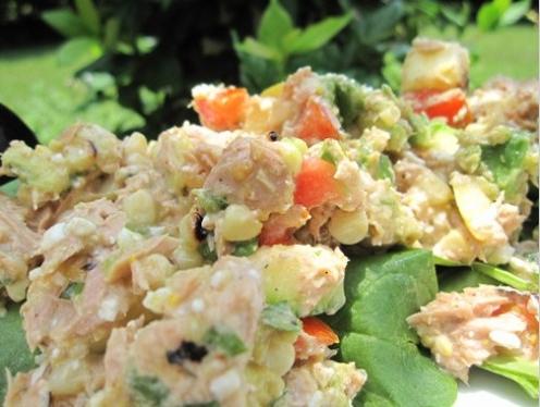 Tuna Or Egg Salad Platter